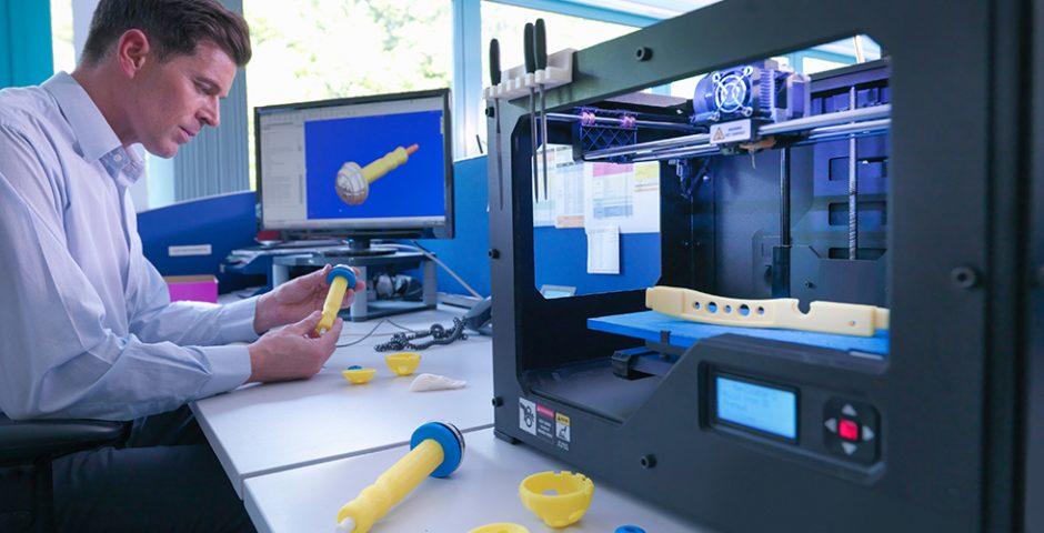 El futuro de la impresión 3D