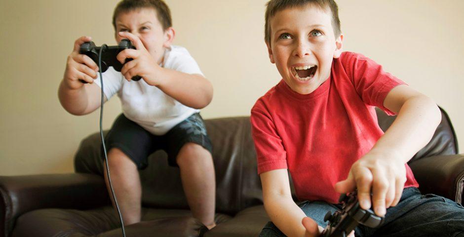 Videojuegos ¿Un juego de niños?