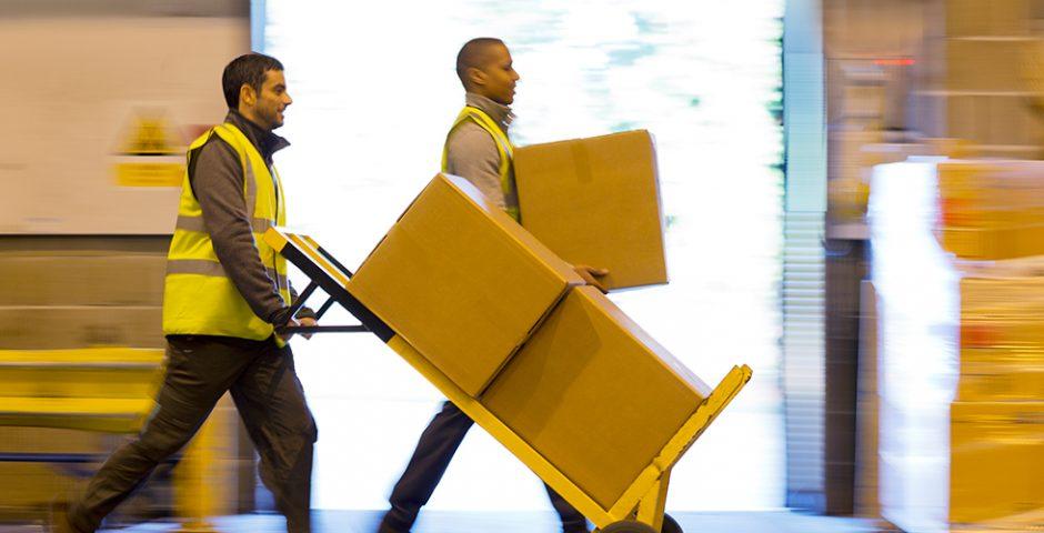El papel de la logística en la empresa de servicios