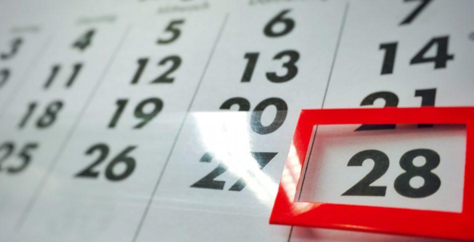 ¿Por qué febrero tiene menos días?