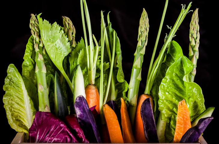 Cómo alimentarse para envejecer con salud