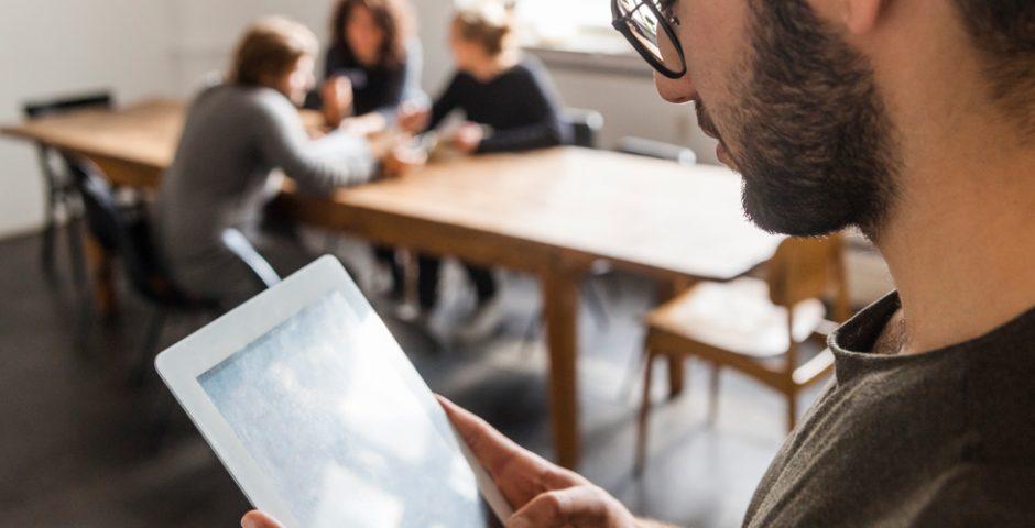 Los espacios de coworking son una nueva alternativa