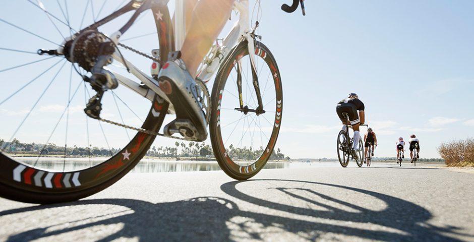 El ciclismo, de medio de transporte a deporte de masas