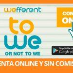 Todo lo que se puede hacer con Wefferent
