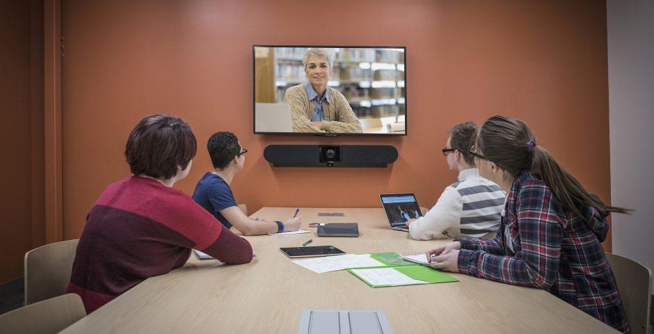 La sala de reuniones digital