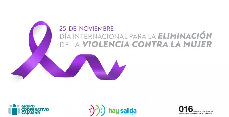 Distintivo para la igualdad en la empresa y sensibilización contra la violencia de género