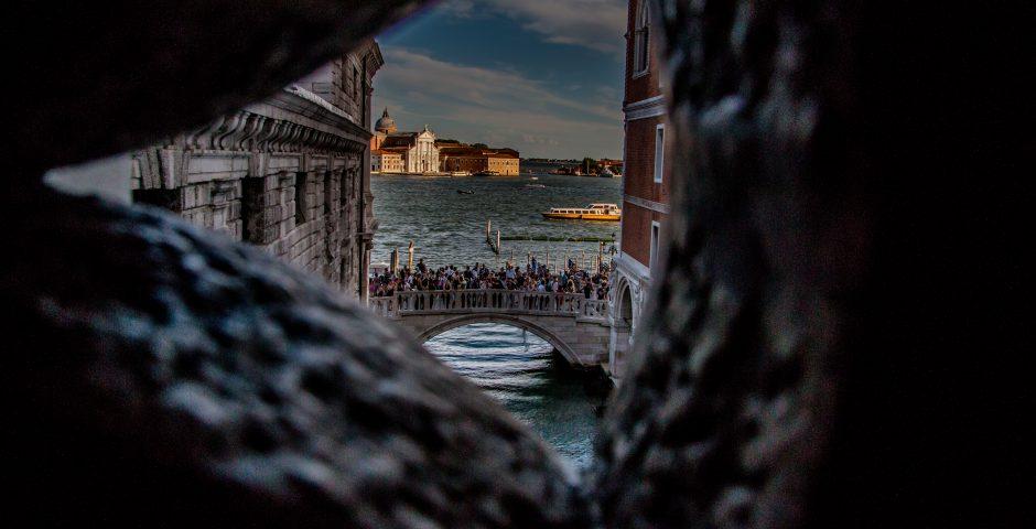 Bride in Venecia