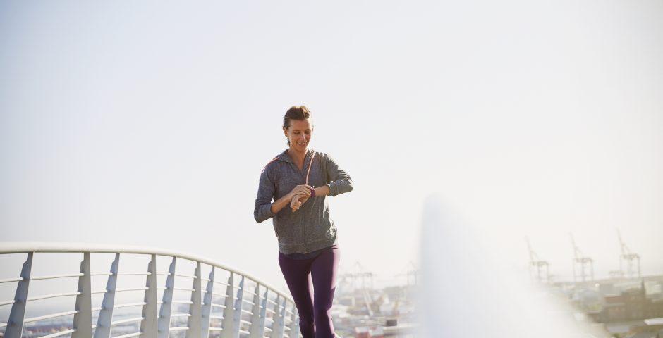 Tecnología para el running