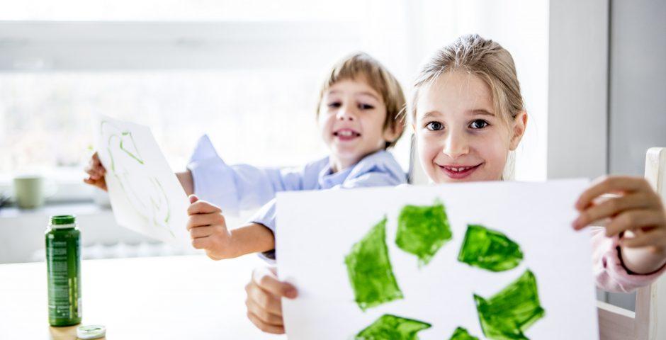 Consejos para reciclar en tu casa