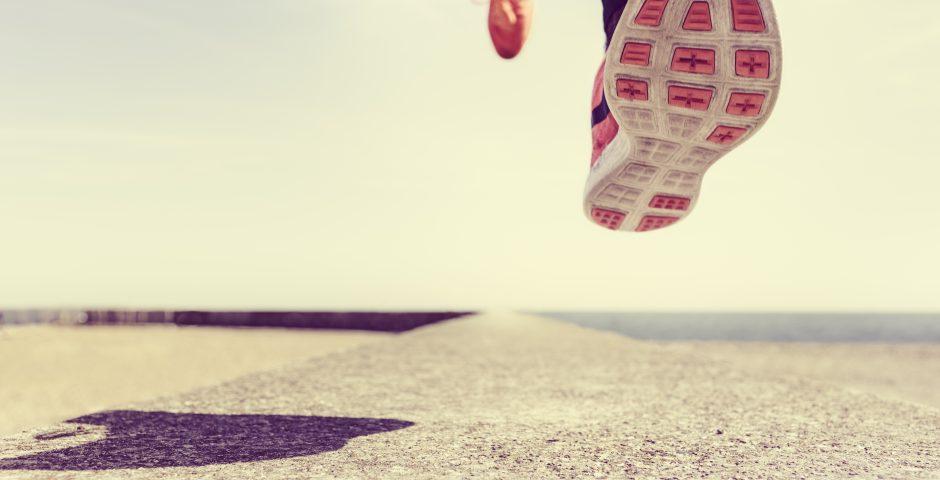 Zapatillas para estar en forma sin lesionarse