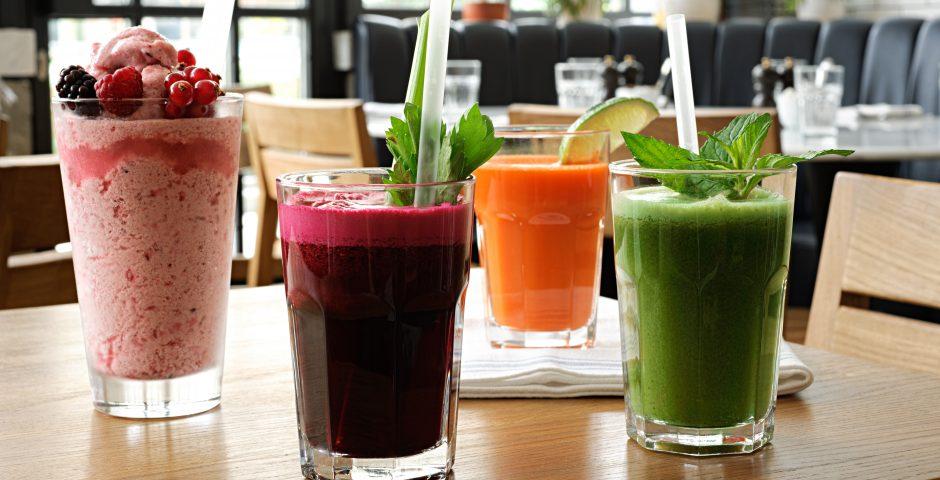 Las bebidas healthy, el fin del light