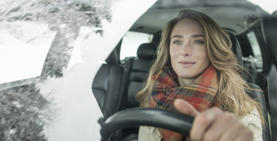 La conducción en invierno para aumentar la seguridad
