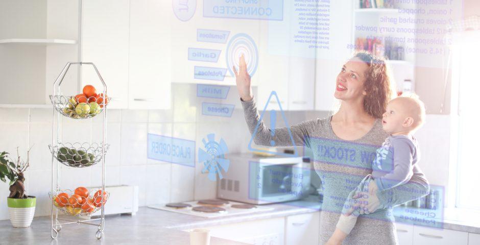 Cuatro tecnologías que Cuatro tecnologías que modificarán nuestras cocinasmodificarán nuestras cocinas