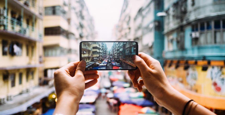 Diez pautas para mejorar tus fotos con el móvil