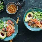 El poke hawaiano, la comida sana y rica de este verano