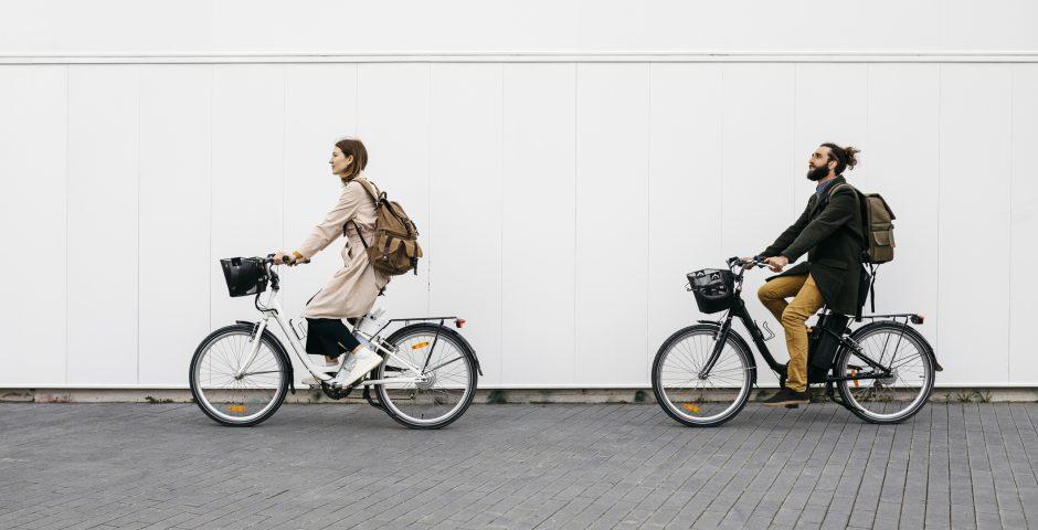 Maneras diferentes y sostenibles de moverse por la ciudad