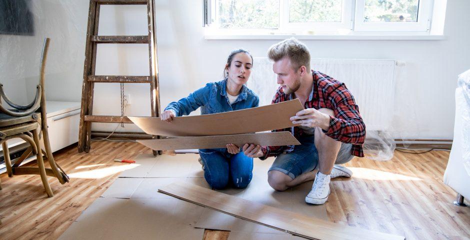 Las pequeñas reformas que hacen de nuestro domicilio un hogar: Guía y financiación