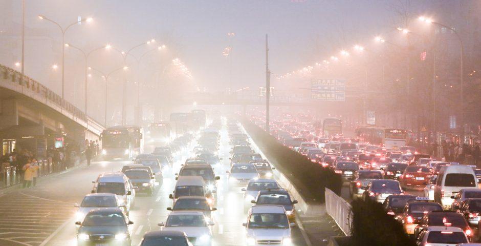 La contaminación de las ciudades españolas desciende por el confinamiento