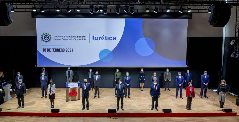Cajamar se integra en el Consejo Empresarial Español para el Desarrollo Sostenible