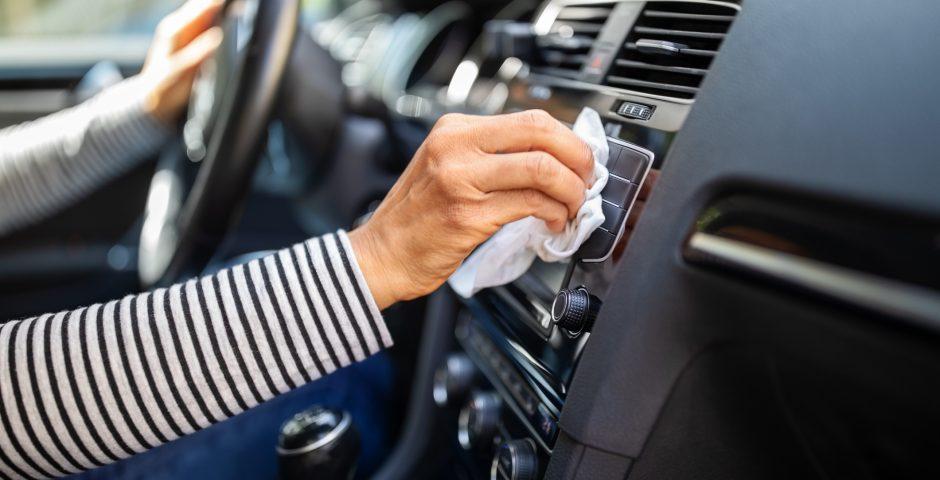 Cinco trucos para mantener siempre tu coche limpio