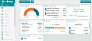 El nuevo servicio de Mis Finanzas de Grupo Cajamar te ayudará a mejorar tu economía personal