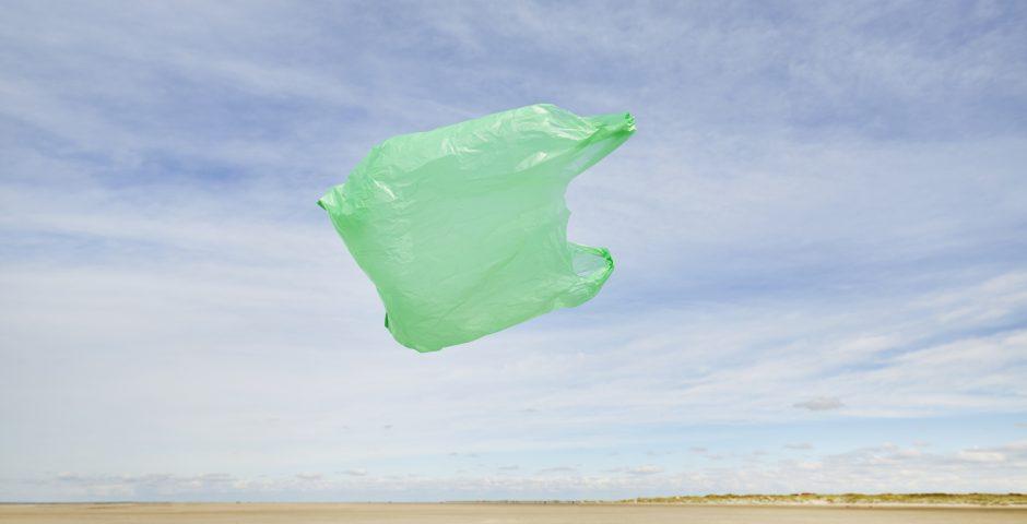 Adiós a las bolsas de plástico tradicionales
