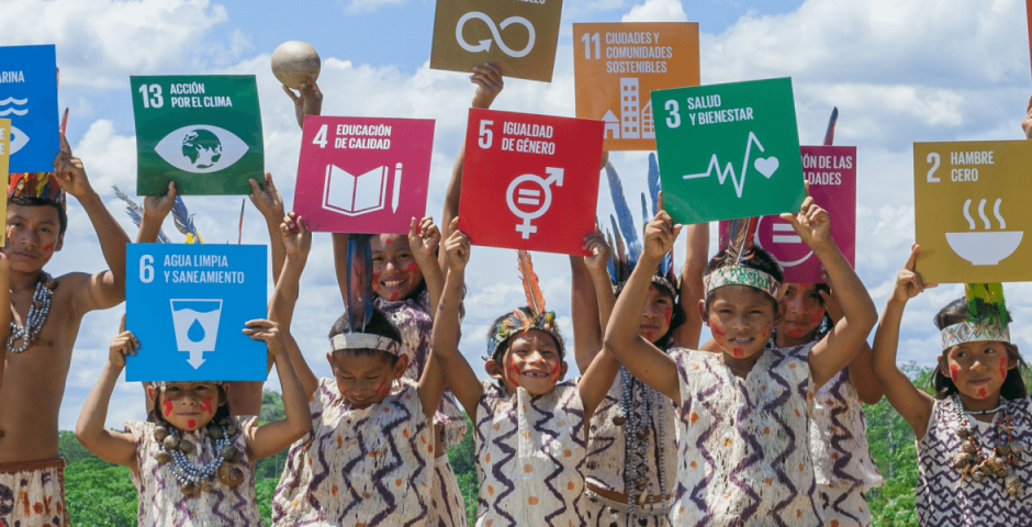 La lucha global por el desarrollo sostenible